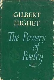 The Powers of Poetry por Gilbert Highet