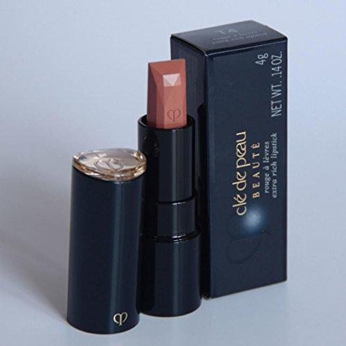 Cle De Peau Beaute Extra Rich Lipstick 0.14oz. 4g T4