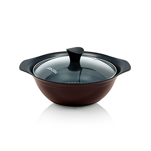 TECHEF - Blooming Flower Collection/Soup Pot With Glass Lid (2-quart) ()