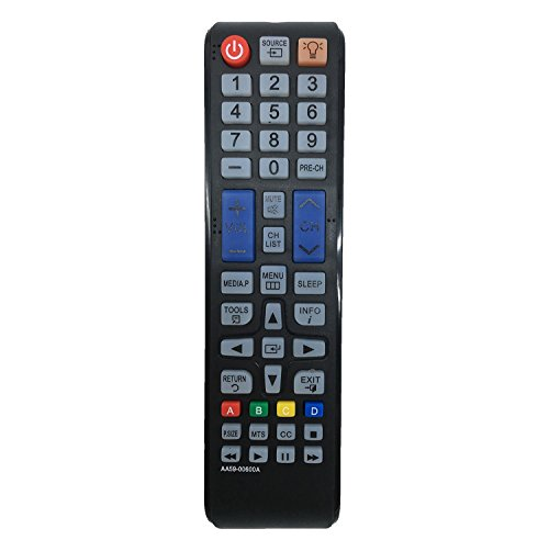 Replacement for Samsung UN32EH4000F Remote Control (Samsung Un32eh4000f)