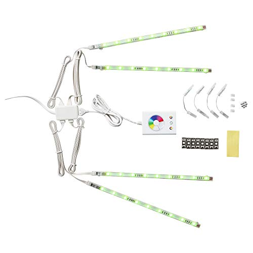 Dioder Multi Color Led Light Strips in US - 4