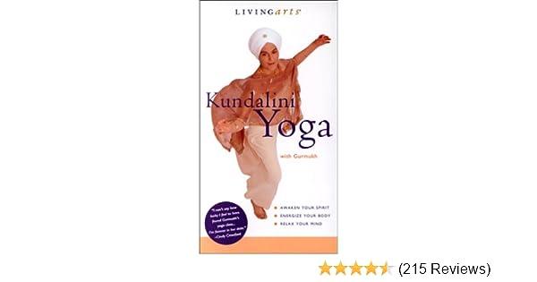 Amazon.com: Kundalini Yoga with Gurmukh [VHS]: Kundalini ...
