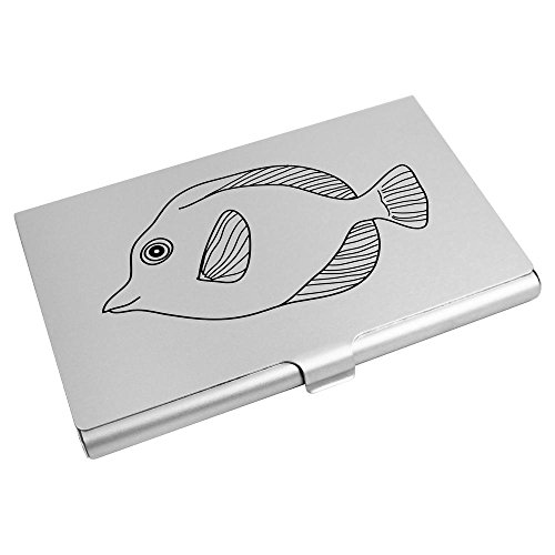 Fish' Card Holder Business Wallet CH00008793 'Marine Card Credit Azeeda SqxP5tIww
