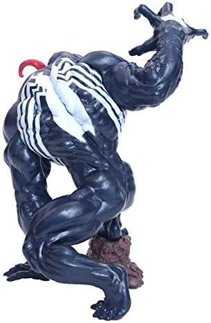 Anti-Venom Toxin 12cm PVC  action figura figura de accion marvel no box Venom