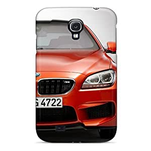 Cute Appearance Covers/tpu GBI592NZnb Bmw M6 Cases For Galaxy S4