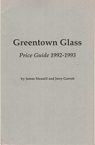 (Greentown Glass Price Guide)