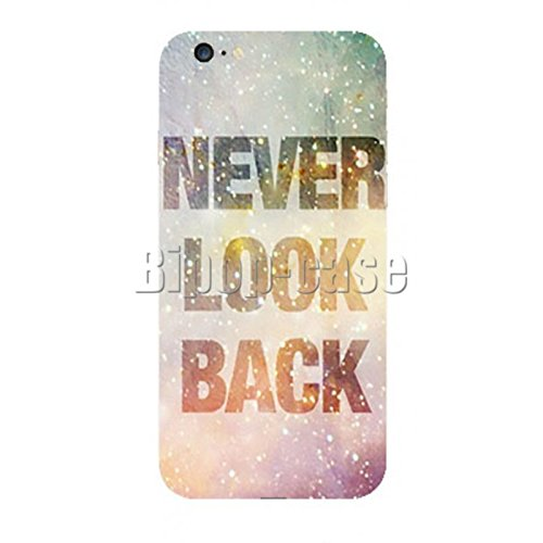 COQUE PROTECTION TELEPHONE IPHONE 6 - NEVER LOOK BACK