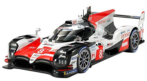 (Tamiya 1/24 Sports Car Series No.349 Toyota Gazu Racing TS050 Hybrid Model Car 24349)