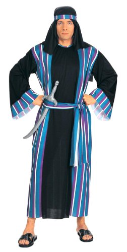 [Sheik of Persia Arabian Costume - Adult Std.] (Adult Nativity Costumes)