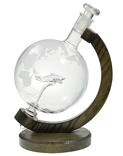 Etched-Globe-Liquor-Decanter-with-C-130-Scotch-Whiskey-Decanter-1000ml-Decanter-for-Vodka-Bourbon-Rum-Wine-Tequila-C-130-Prestige-Decanters