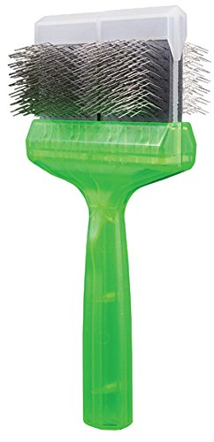 ActiVet Pro Soft Green German Grooming Brush 9.0 cm by ActiVet