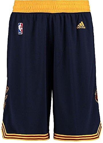 Cleveland Shorts Cavaliers Adidas - adidas Cleveland Cavaliers Navy Alternate Youth Swingman Shorts (Youth XL)