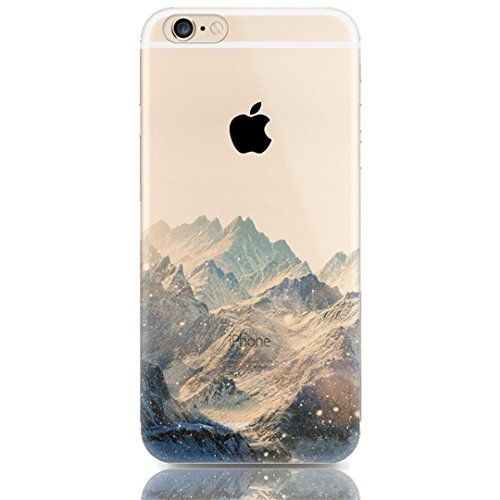 6s Case, iPhone 6S Case,iphone 6 Case,Freedom Fly iphone 6/6S Protective Case Soft Flexible TPU Transparent Skin Scratch-Proof Case For Apple iPhone 6/6S 4.7 inch