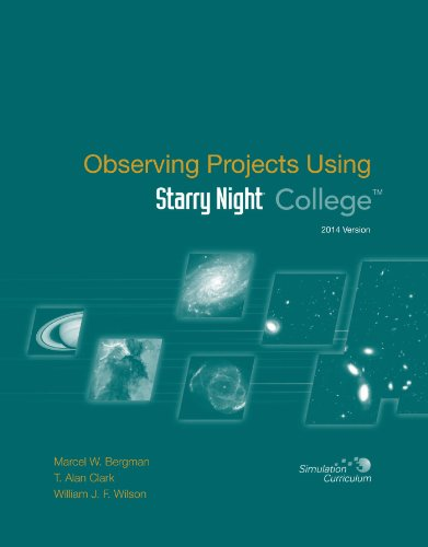 Observing Projects Using Starry Night..