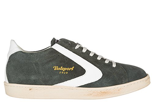 Valsport 1920 Men's Shoes Suede Trainers Sneakers Tournament Green US Size 7 TOURS307 -
