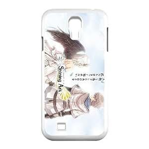 Samsung Galaxy S4 9500 White phone case shining ark Birthday gift Best Xmas Gift for Boy JFE4393807