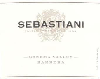 2007 Sebastiani 'Sonoma' Barbera 750ml