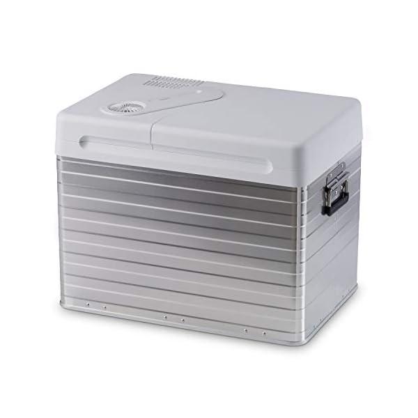 41BX6Y3SwIL Mobicool MQ40A AC/DC - Tragbare elektrische Alu-Kühlbox, 39 Liter, 12 V und 230 V für Auto, Lkw, Boot, Reisemobil und…