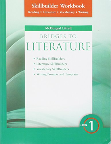 Bridges to Literature: Skillbuilder Workbook Level 1 Level I
