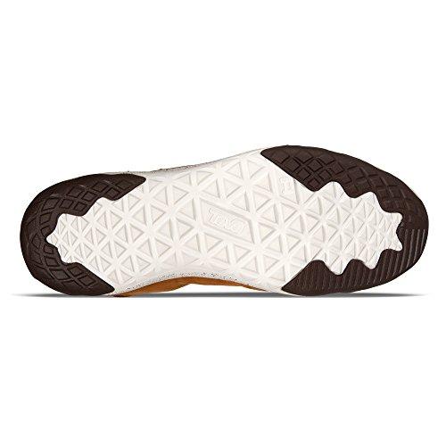 Teva Arrowood Lux Mid Wp, Zapatos de High Rise Senderismo para Hombre cognac