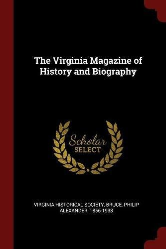 Download The Virginia Magazine of History and Biography PDF