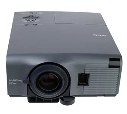 amazon com nec multisync vt440 lightweight projector electronics rh amazon com nec vt440k service manual nec vt440k specs