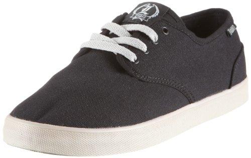 C1rca Mens Lopez 13 Chaussure De Skate Noire / Cendre