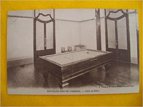 Antigua Postal - Old Postcard : ESCUELAS PÍAS DE TARRASA - Salón ...