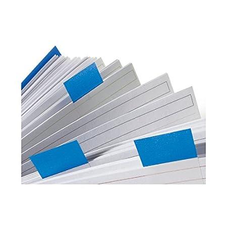 Bleu//Vert Marque-page standard Lot de 2 x 50 Post-it 25,4 x 44 mm 58956