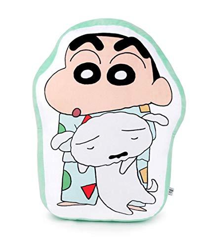 クレヨンしんちゃん パジャマ(シロ) クッション 海外限定