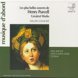 Best henry purcell greatest works