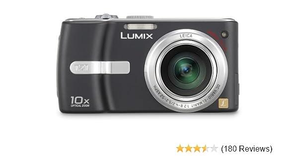 amazon com panasonic lumix dmc tz1k 5mp compact digital camera rh amazon com