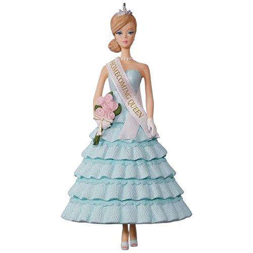Hallmark 1795QXI3532 Mattel Barbie Barbie Homecoming Keepsake Christmas Ornaments