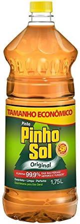 Desinfetante Pinho Sol Original 1,75L
