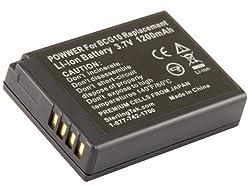 Stk Panasonic Dmw Bcg10pp Battery - 1200mah For Panasonic Lumix Dmc-zs19, Dmc-zs8, Dmc-zs10, Dmc-zs20, Dmc-zs7, Dmc-zs3, Dmc-zs15, Dmc-zs5, Dmc-zs1, Dmc-zs6, Dmc-tz20, Dmc-tz7, Dmc-tz30, Dmc-zr1, Dmc-tz10, Dmc-zr3, Dmc-tz19, Dmw-bcg10pp, Dmw-bcg10, Dmw-bcg10e