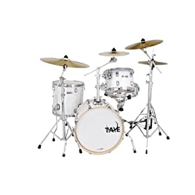 Taye Drums SM418BP-WP 4-Piece Drum Set 12