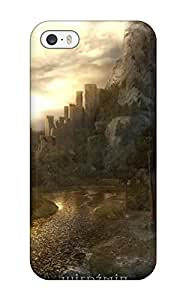 New The Witcher Tpu Skin Case Compatible With Iphone 5/5s