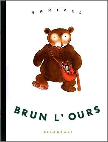 Livre Brun l'ours pdf