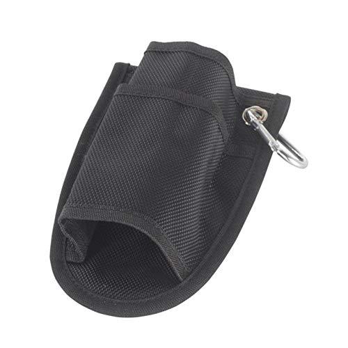 Paquete de Caja de Bolsillo de Bolsa de Cintura port/átil Fija Profesional para Soporte de tr/ípode monopie para c/ámara DSLR Negro