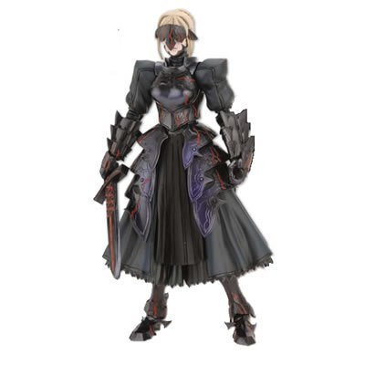 HYPER FATE COLLECTION Fate   stay night Saber Alter (1 8 scale PVC painted figures moving finished goods) (japan import) by Enterbrain