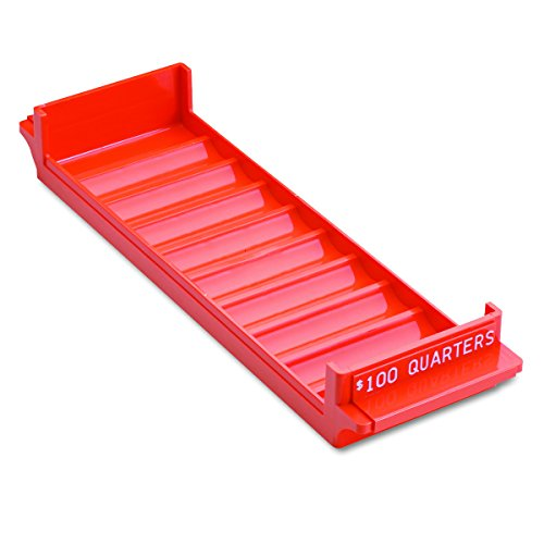 (MMF  Industries Coin Tray - Orange, 1 Each (212082516) )