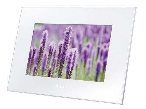ソニー SONY デジタルフォトフレーム D92 ホワイト DPF-D92/W B002TO4N4Y