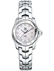 TAG Heuer Womens WJ1319.BA0572 Link Quartz Watch