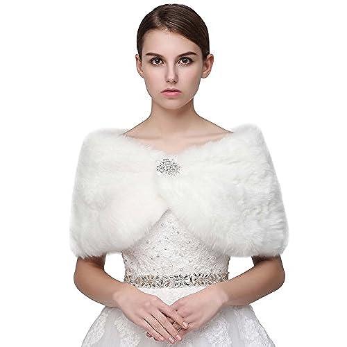 Wedding Dress Shawl: Amazon.com