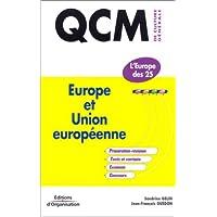 QCM de culture générale : Europe et Union européenne