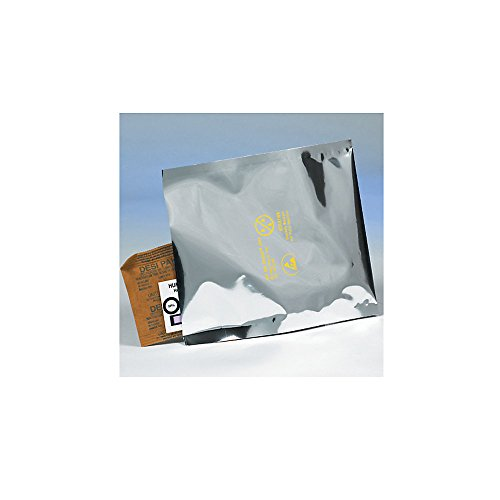 "3M Dri-Shield DS1013 Moisture Barrier Bags, 10"" x 24"" (Pa..."