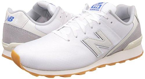 Nieuw Evenwicht Wr996wf Wr996wf, Sneakers Wit