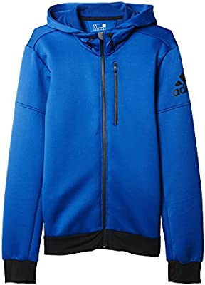 adidas Daybreaker Veste Homme, Bleu, FR (Taille Fabricant