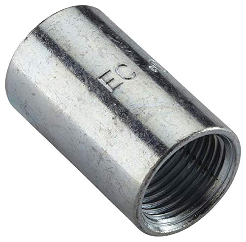 Halex 64007 RIGID THREADED COUPLING EACH EACH, 3/4