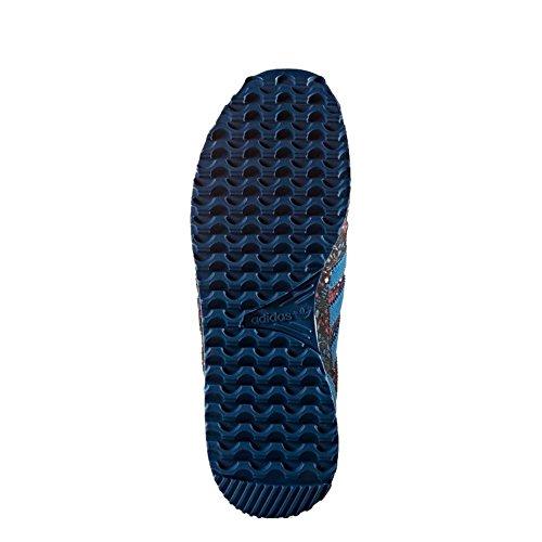 Multicolore Zx Mode Basket Femme Originals Adidas Ftwbla W Acetec 700 acetec 0xBaAq